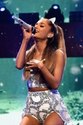 Ariana Grande Performs at HOT 99.5