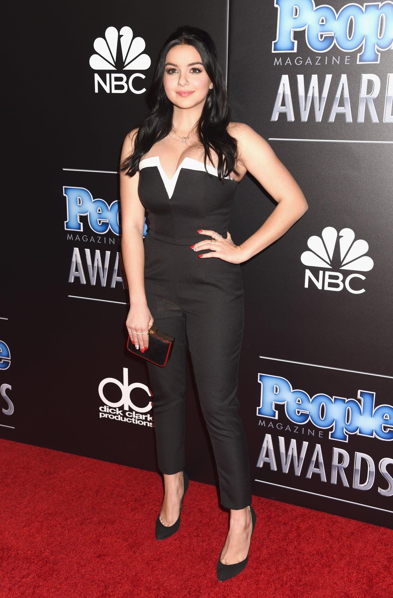 Ariel Winter 2014 People Magazine Awards In Beverly Hills