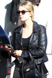 Ashley Benson Style - Urth Caffe in West Hollywood - December 2014