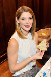 Ashley Greene - At the Brooks Brothers Holiday Celebration with St. Jude Children