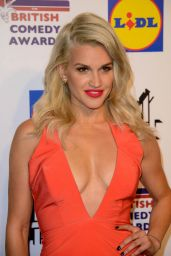 Ashley Roberts - 2014 British Comedy Awards in London
