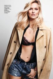 Bar Refaeli - Marie Claire Magazine (Spain) - January 2015 Issue