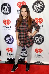 Becky G Performs at 101.3 KDWB's Jingle Ball 2014 in St Paul