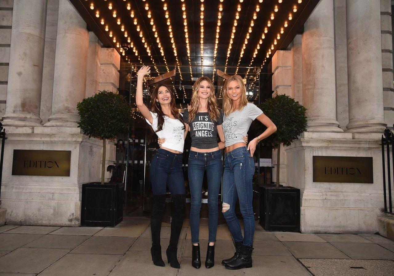 Rooms: Victoria's Secret Angels At