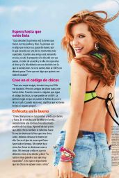 Bella Thorne - Seventeen Magazine (Chile) – January 2015 Issue