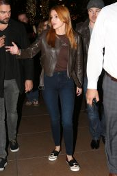 Bella Thorne - Sprinkles Cupcakes in LA  - December 2014