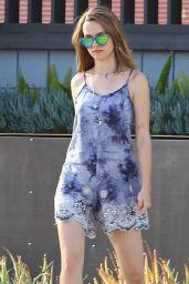 Bridgit Mendler Photoshoot - West Hollywood, December 2014