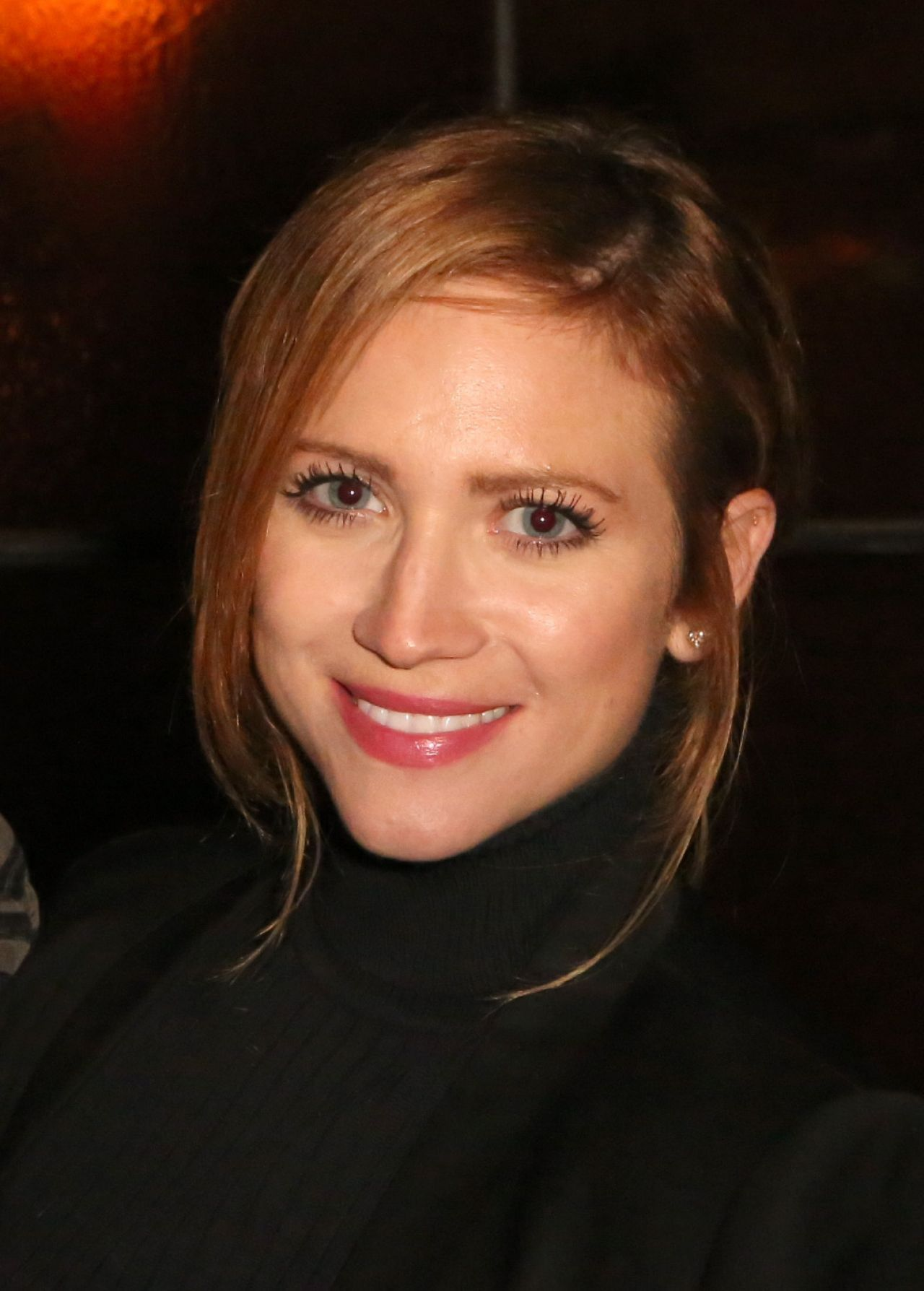 Brittany Snow – CAKE Party for Jennifer Aniston in Hollywood – December 2014