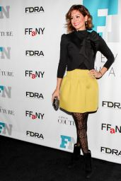 Brooke Burke - 2014 Footwear News Achievement Awards in New York City