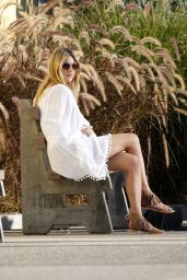 Camille Rowe Photoshoot in Venice, December 2014