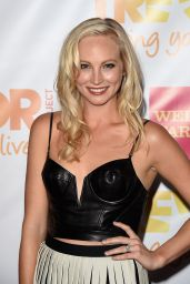 Candice Accola - TrevorLIVE The Trevor Project Event in Los Angeles