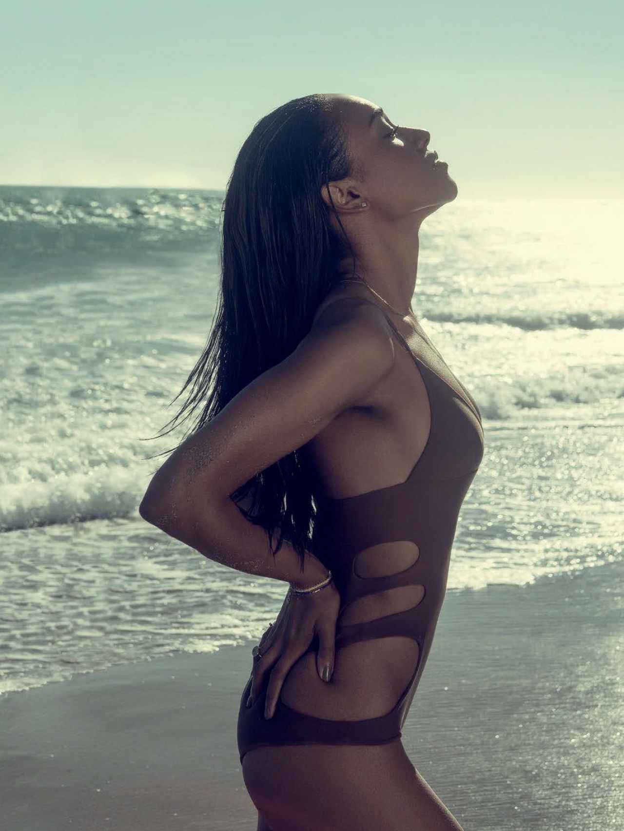Candice Patton - Photoshoot for Maxim Magazine December 2014/January 2015