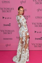 Candice Swanepoel – 2014 Victoria's Secret Fashion Show in London – After Party