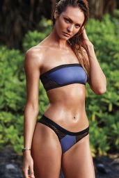Candice Swanepoel Bikini Photos - VS Swim - December 2014