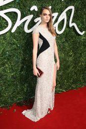 Cara Delevingne – 2014 British Fashion Awards in London