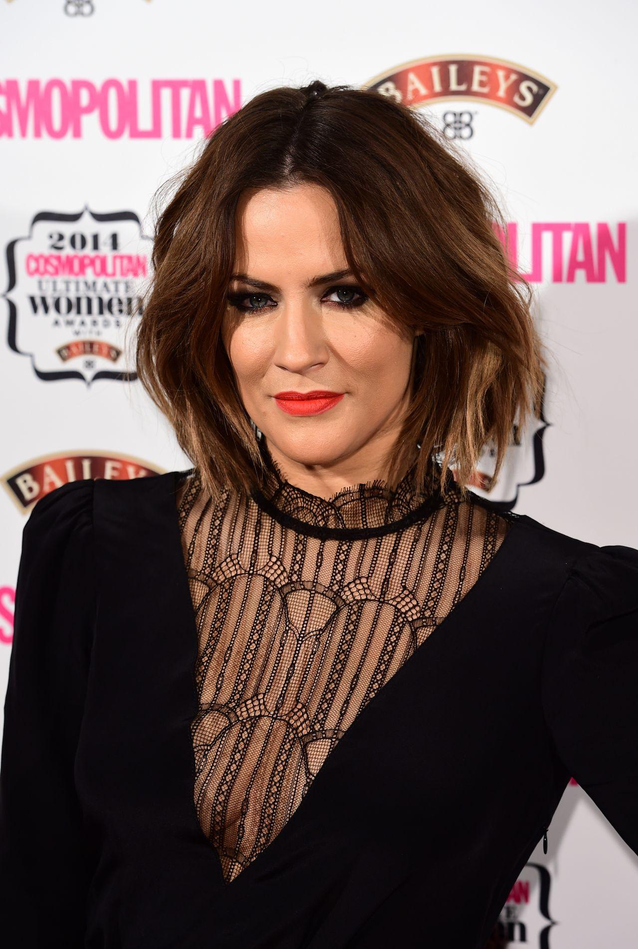 Caroline Flack – 2014 Cosmopolitan Ultimate Women Awards ...