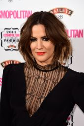 Caroline Flack – 2014 Cosmopolitan Ultimate Women Awards in London