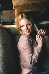 Carrie Keagan Photoshoot (2014)