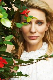 Cate Blanchett – Porter Magazine Winter Escape 2014