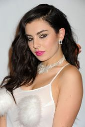 Charli XCX on Red Carpet – Z100's Jingle Ball 2014 in New York City