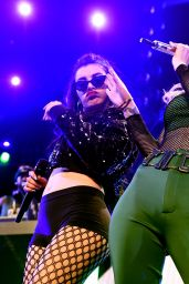 Charli XCX Performs at HOT 99.5's Jingle Ball 2014 in Washington, D.C.