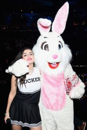 Charli XCX Performs at Z100's Jingle Ball 2014 in New York City