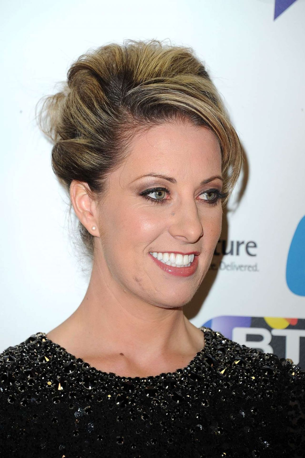 Charlotte dujardin 2014 bt sport action woman awards in for Charlotte dujardin