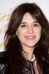 Charlotte Gainsbourg - 2014 British Fashion Awards in London