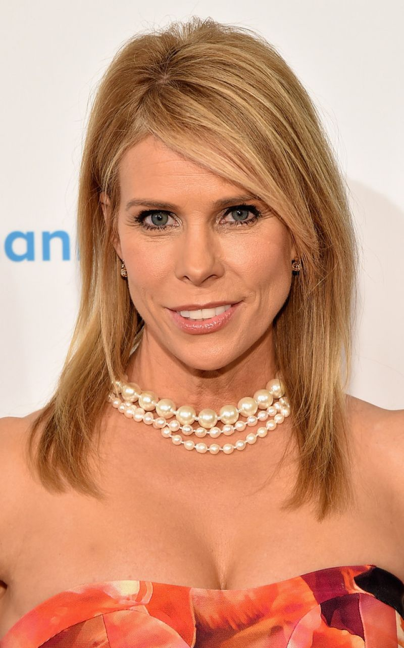 Cheryl Hines - RFK Ripple Of Hope Gala in New York City - December 2014
