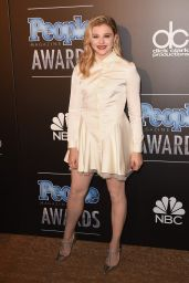 Chloe Moretz - 2014 PEOPLE Magazine Awards in Beverly Hills