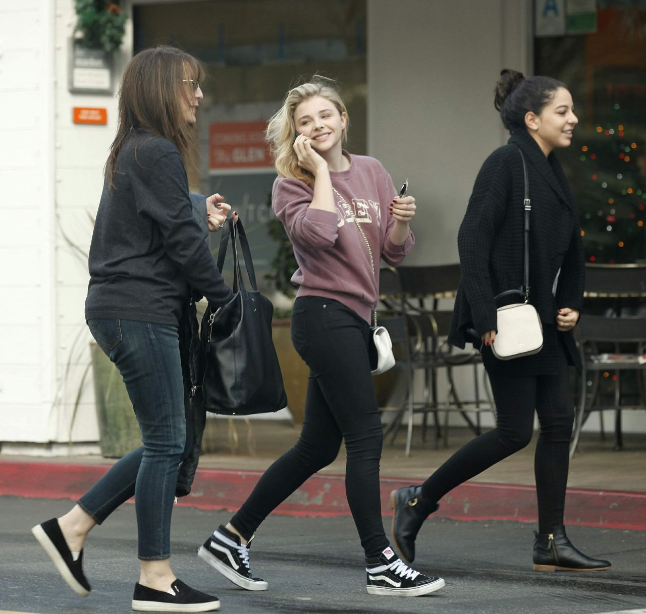 Chloe Moretz - Out in Los Angeles, December 2014