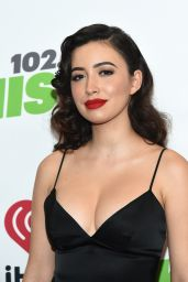 Christian Serratos - KIIS FM's Jingle Ball 2014 in Los Angeles