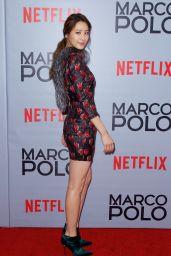 Claudia Kim – 'Marco Polo' TV Series Premiere in New York City