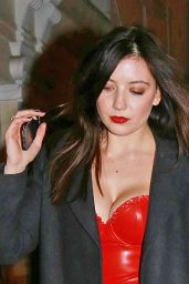 Daisy Lowe - 2014 Winter Ball at the Troxy in Shoreditch