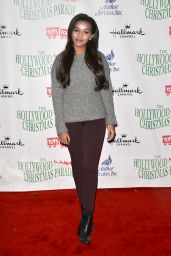 Daphne Blunt – 2014 Hollywood Christmas Parade in Hollywood