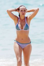 Demi Harman Bikini Photos - Beach in Sydney (Australia), November 2014