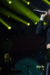 Demi Lovato - HOT 99.5's Jingle Ball 2014 in Washington, D.C.