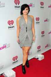 Demi Lovato on Red Carpet - 103.5 KISS FM