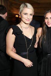 Dianna Agron - ASMALLWORLD Gstaad Winter Weekend 2014 Welcome
