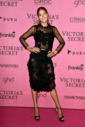 Doutzen Kroes – 2014 Victoria's Secret Fashion Show in London – After Party