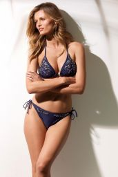 Edita Vilkeviciute Bikini Photoshoot - Next Swimwear, December 2014