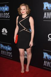 Elisabeth Moss – 2014 PEOPLE Magazine Awards in Beverly Hills