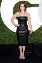Elizabeth Henstridge – 2014 GQ Men Of The Year Party in Los Angeles