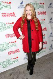 Elizabeth Stanton – 2014 Hollywood Christmas Parade in Hollywood