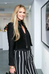 Elle Macpherson - Chrome Hearts Miami Store Opening - December 2014