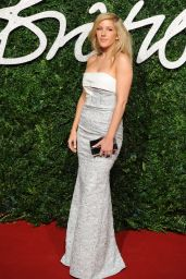 Ellie Goulding - 2014 British Fashion Awards in London