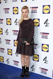 Emily Berrington - The British Comedy Awards 2014 in London