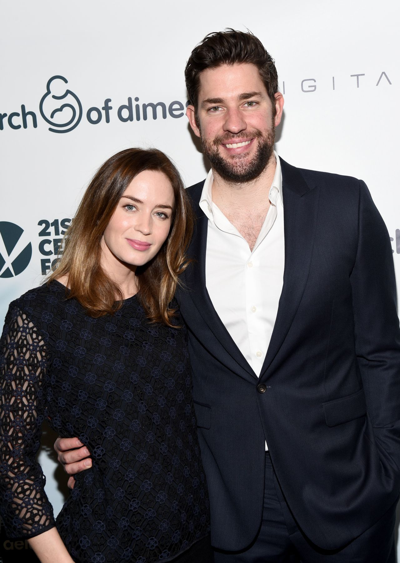 Emily Blunt - March Of Dimes Celebration Of Babies in Beverly Hills - December 2014