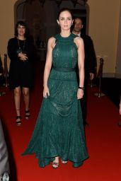 Emily Blunt on Red Carpet - 2014 Dubai International Film Festival