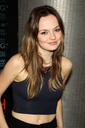 Emily Meade – 'Whiplash' Special Screening in New York City